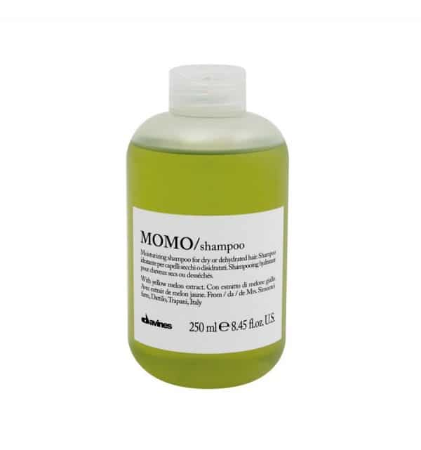Champú hidratante para cabello seco