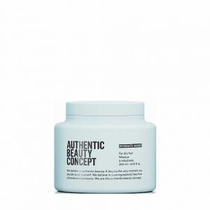 mascarilla hidratante authentic beauty concept